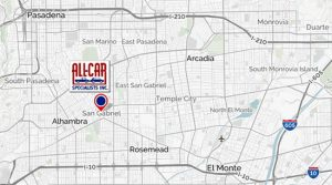 Map | Contact Us | All Car Specialists