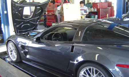 Corvette Automotive Maintenance And Repair | All Car Specialists