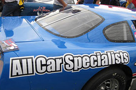 All Car Specialists Race Car | All Car Specialists
