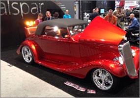 SEMA 2015 Auto Show Las Vegas
