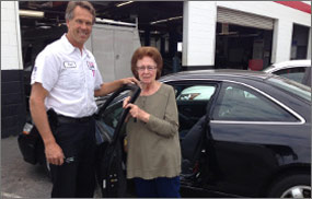 Auto Repair Consumer Review Marie Nuterangelo | All Car Specialists