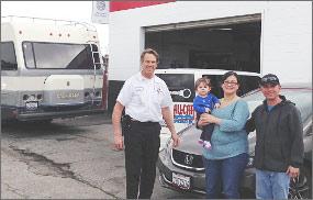 Auto Repair Consumer Review Vasquez | All Car Specialists