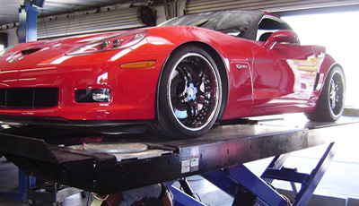 Custom Sports Car Repair