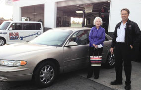 Auto Repair Consumer Review Margret Ostlund | All Car Specialists